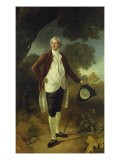 Portrait of David Garrick, Full Length, c.1763-64 - Nathaniel Dance
