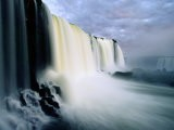 View of the Falls Taken from the Brazil Side - Pablo Corral Vega