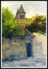 Painting - Echternach (Luxembourg)