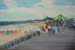 Painting - ETE  A BERCK