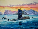 Painting - Uss George Washington