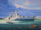 Painting - USS Indianapolis