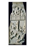 Section of a Diptych Depicting a Chariot Race, from Tunisia - Paleo-christian