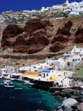 Oia Village and Port - Paolo Cordelli