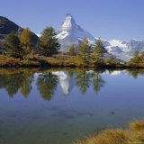 The Matterhorn Mountain (4478M), Valais (Wallis), Swiss Alps, Switzerland, Europe - Paolo Koch
