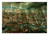 Allegory of the Battle of Lepanto - Paolo Veronese