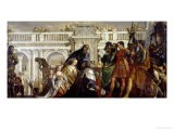 Family of Darius Before Alexander the Great (356-323 BC) - Paolo Veronese