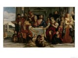 Supper at Emmaus - Paolo Veronese