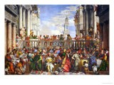 The Wedding at Cana (Post-Restoration) - Paolo Veronese