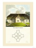 Four Cottages for Labourers - Papworth