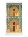Detail of the Courtyard Arcades in the Medrese-I-Shah-Hussein, Isfahan - Pascal Xavier Coste
