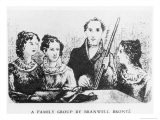 The Bronte Family - Patrick Branwell Bronte
