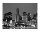 Chicago  Black &White - Patrick  J. Warneka