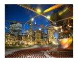 Millennium Park  outdoor theater - Patrick  J. Warneka