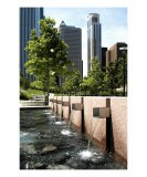 Chicago Downtown Park With Fountains - Patrick Warneka