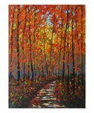 Autumn Path IX - Patty Baker