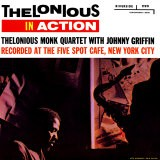 Thelonious Monk - Thelonious in Action - Paul Bacon