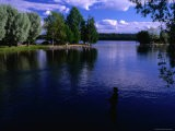 Fly-Fishing on Lake Savonlinna - Paul Bernhardt