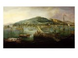 The Bay of Naples - Paul Brill Or Bril