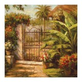 Entrance to the Guesthouse - Paul Burkett