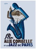 Alix Combelle et le Jazz de Paris - Paul Colin