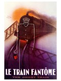 Le train fantôme - Paul Colin