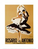 Rosario & Antonio, 1949 - Paul Colin