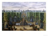 Design for a Princely Water Garden - Paul Decker