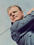 For Billing Purposes Only: Golfer Johnny Goodman. Scan Taken from Cover of Time 6/6/1938 - Paul Dorsey