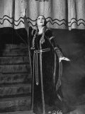 Singer Kirsten Flagstad Appearing in the Opera, Tristan and Isolde - Paul Dorsey