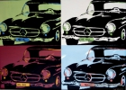 Peindre - HOMMAGE A ANDY WARHOL