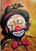Peintures - CLOWN
