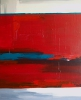 Peintures - Confidences red