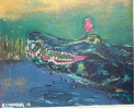 Peintures - Crocolight