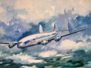 Peintures - Superconstellation Air France