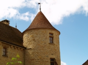 photo architecture : château de Parisot1