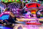 photo autres lumieres manege light painting couleurs : With the rhythm