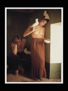 photo nus couple : Couple aux colombes