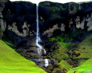 photo paysages cascade islande : Cascade3