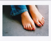 photo : Pieds nus