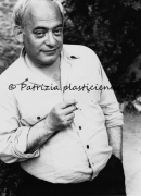 photo portrait : Roland Topor