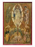 Portable Icon Depicting the Transfiguration, 11th-12th Century
