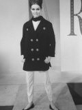 Ohrbach's Copy of French Famous Pea Jacket - Ralph Morse