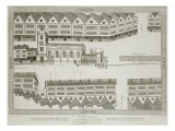 West Cheap as It Appeared in the Year 1585, Engraved by Bartholemew Howlett - Ralph Treswell