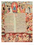 Miniature of the Last Judgement - Ramon Destorrents