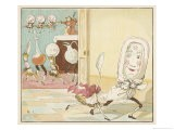 And the Dish Ran Away with the Spoon - Randolph Caldecott