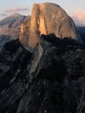 Sunset Striking Half Dome - Randy Olson