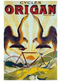 Cycles Origan - Raoul Vion