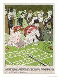 The Casinos Rake in the Money, But Still the Gamblers Keep on Coming - Raphael Kirchner