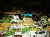 Multitude of Fresh Produce to Choose from at the Khyber Bazaar, Peshawar, Pakistan - Richard I'Anson
